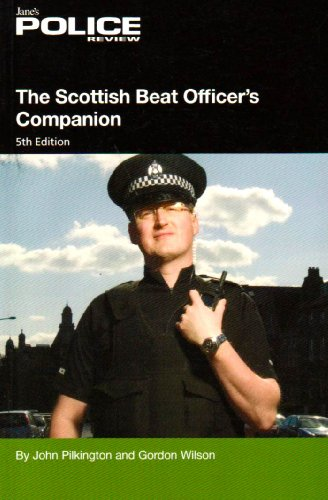 Scottish Beat Officer's Companion: 2009/2010 by John Pilkington