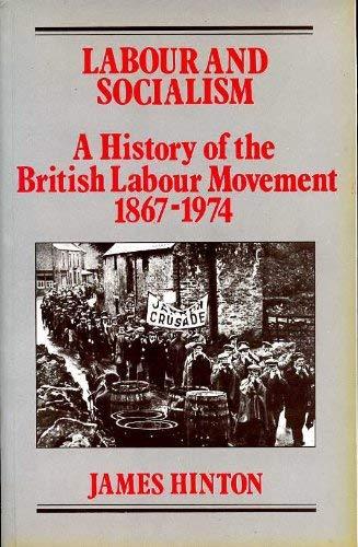 British Labour Movement By James Hinton