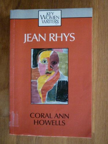 Jean Rhys By Coral Ann Howells