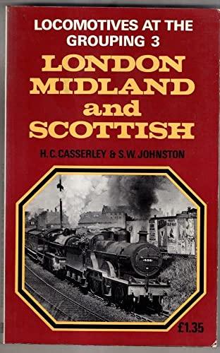 Category:London, Midland and Scottish Railway steam locomotives
