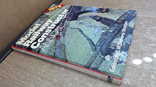"""Model Railway Constructor"" Annual By Volume editor S.W.Stevens- Stratten"