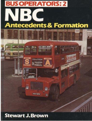 Bus Operators By Stewart J. Brown