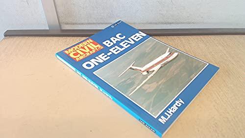 British Aircraft Corporation 1-11 By Michael J. Hardy