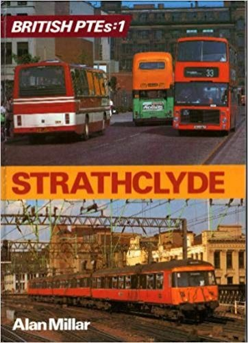 British Passenger Transport Executives By Alan Millar