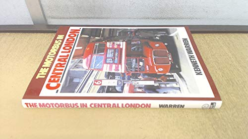 Motor-bus in Central London By Kenneth Warren