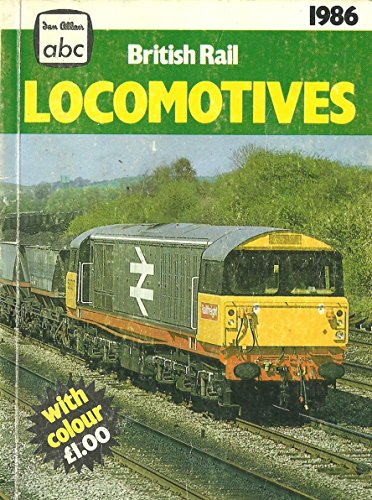 A. B. C. British Rail Locomotives