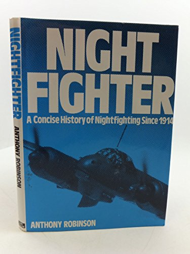 Nightfighter By Anthony Robinson