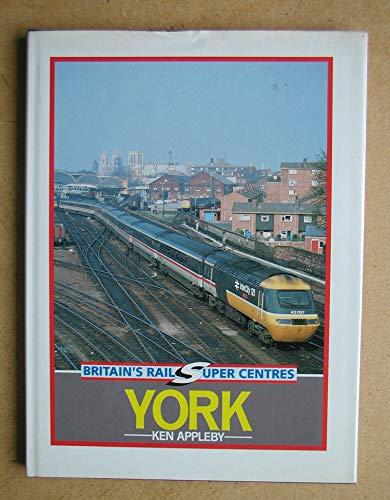 York By K.C. Appleby