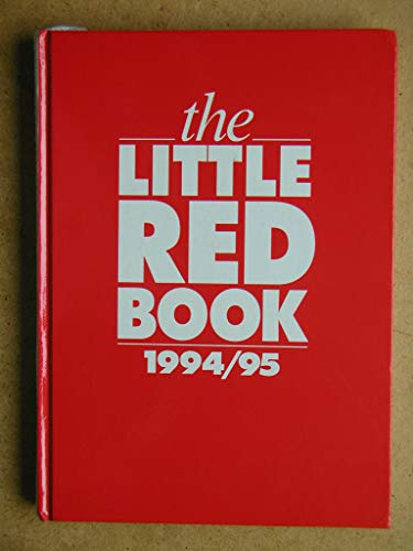 The Little Red Book By Volume editor Gavin Booth