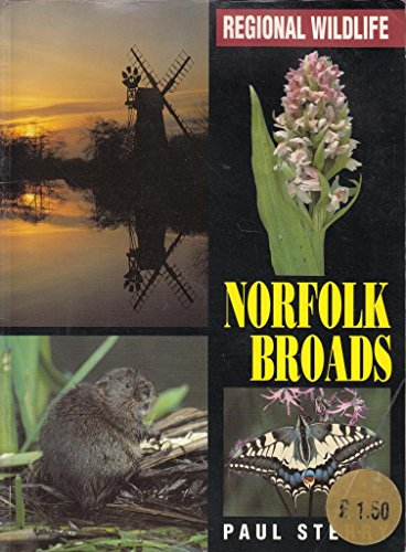British Regional Wildlife: Norfolk Broads By Paul Sterry
