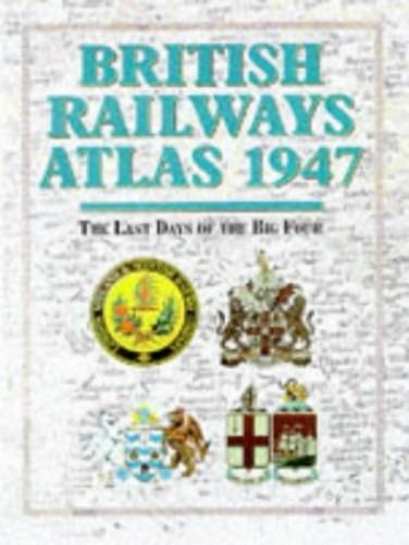 British Railway Atlas, 1947