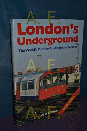 London's Underground by Henry F. Howson