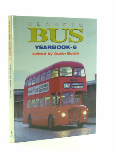 Classic Bus Yearbook By Gavin Booth