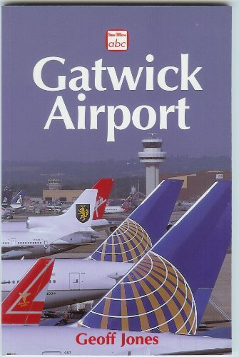 Gatwick Airport (Ian Allan abc) By Geoff Jones