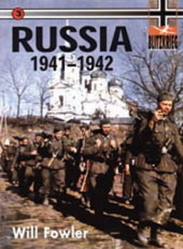 Russia 1941/42 By Will Fowler