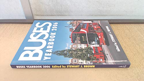 Buses Yearbook 2006 By Stewart Brown