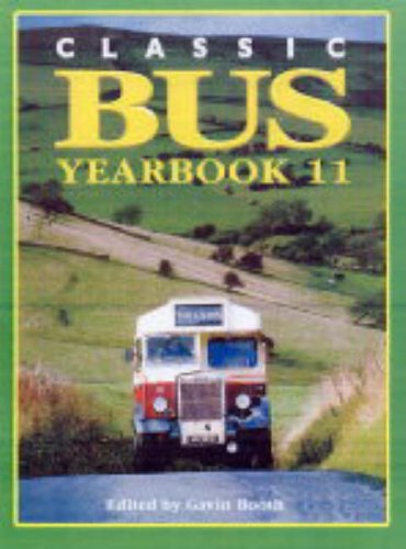 Classic Bus By Edited by Gavin Booth
