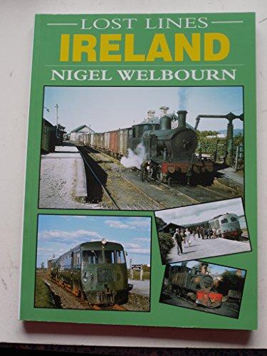 Lost Lines By Nigel Welbourn