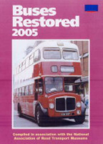 Buses Restored By National Association Of Road Transport Museums