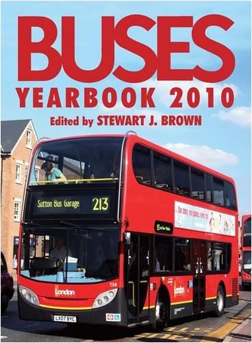 Buses Yearbook 2010: 2010 by Stewart J. Brown