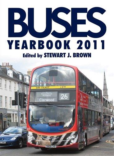 Buses Yearbook 2011 By Stewart J. Brown