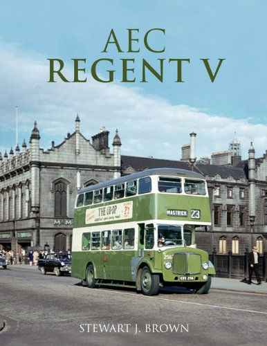 AEC Regent V By Stewart J. Brown