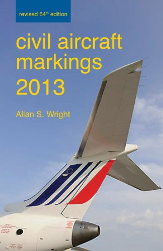 Abc Civil Aircraft Markings By Allan S. Wright