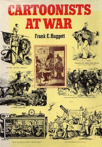 Cartoonists at War By Frank E. Huggett