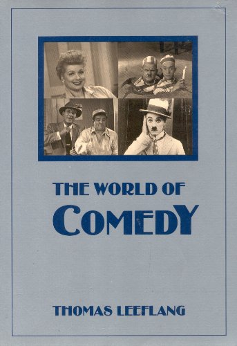 World of Comedy By Thomas Leeflang