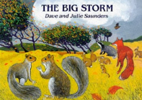 The Big Storm By Dave Saunders
