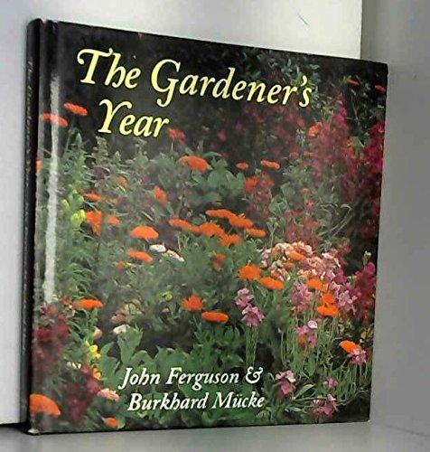 The Gardener's Year By John Ferguson