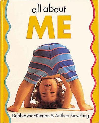 All About Me Big Book By Debbie MacKinnon