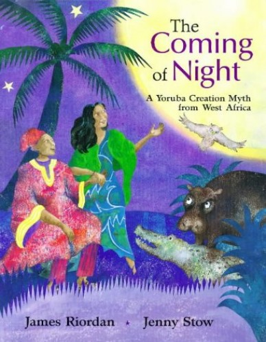 The Coming of Night By James Riordan