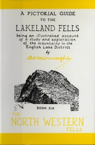 North Western Fells By Alfred Wainwright