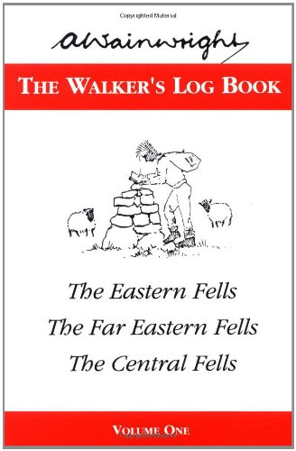 The The Walkers Log Book Volume 1 By Alfred Wainwright