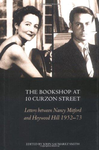 The Bookshop at 10 Curzon Street By John Saumarez Smith