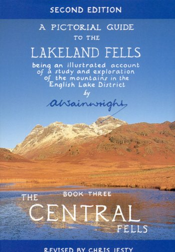 The The Central Fells By Alfred Wainwright