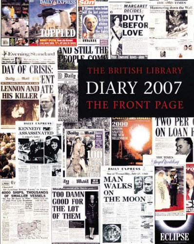 The British Library Diary By Curators