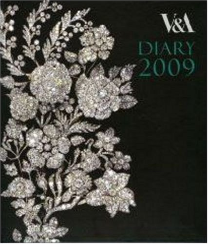 The Victoria and Albert Museum Desk Diary 2009 by Created by Frances Lincoln Editors