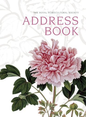 The RHS Pocket Address Book By Commentaries by Brent Elliott