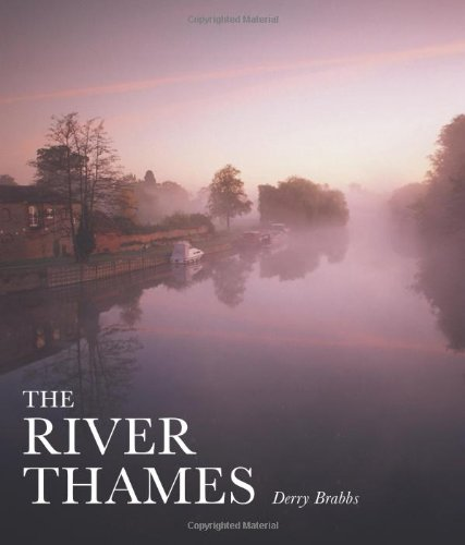 The The River Thames By Derry Brabbs