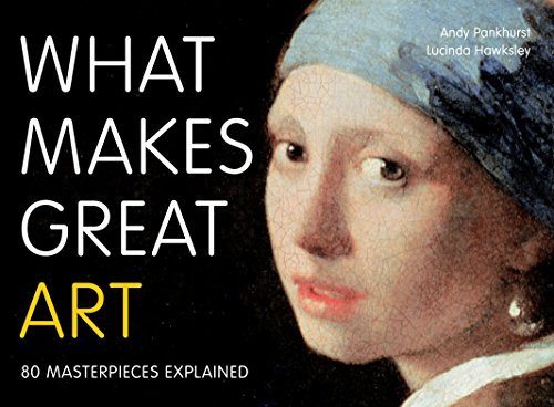 What Makes Great Art: 80 Masterpieces Explained By Andy Pankhurst