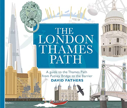 London Thames Path By David Fathers