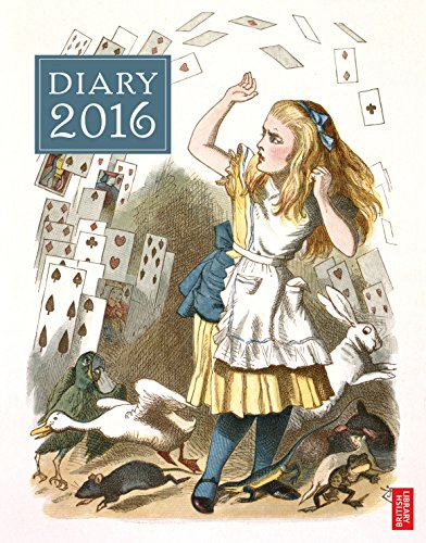 British Library Pocket Diary 2016 by British Library