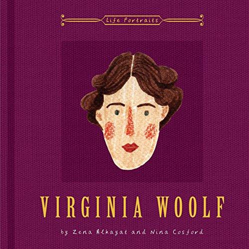 Virginia Woolf von Zena Alkayat
