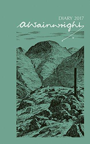 A. Wainwright Diary 2017 By Alfred Wainwright