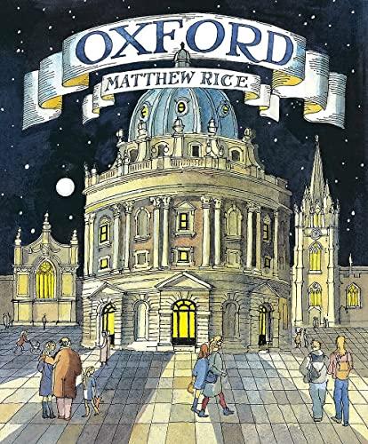Oxford By Matthew Rice