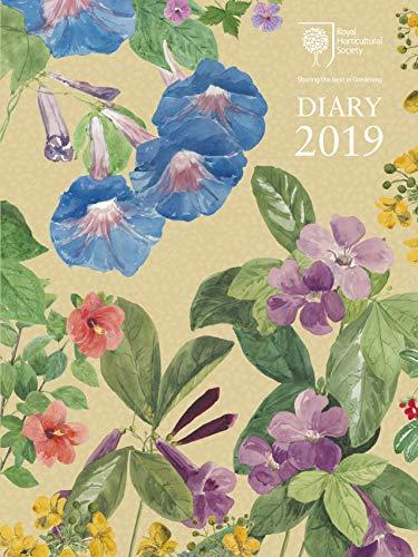 Royal Horticultural Society Pocket Diary 2019 By Royal Horticultural Society