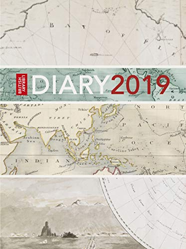 British Library Desk Diary 2019 By British Library