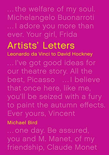 Artists' Letters By Michael Bird